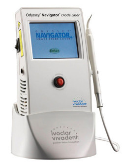 Laser Gum Therapy Navigator machine