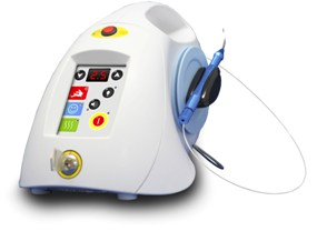 Laser gum surgery machine